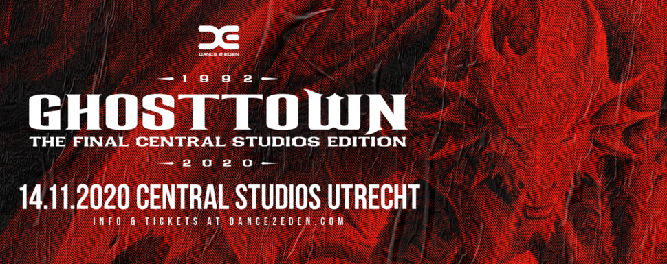 Ghosttown | The Final Central Studios Editoon