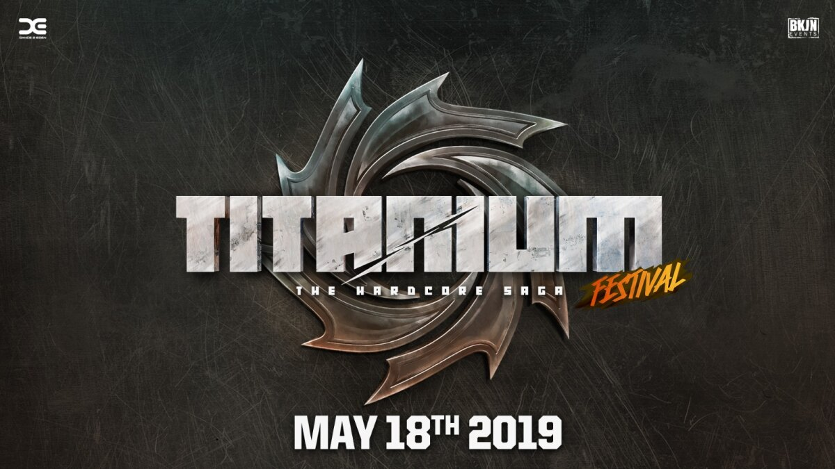 Titanium Festival - The Hardcore Saga