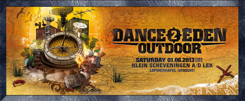 Dance 2 Eden Outdoor