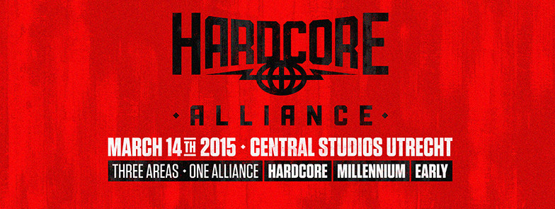Trailer + line-up release Hardcore Alliance